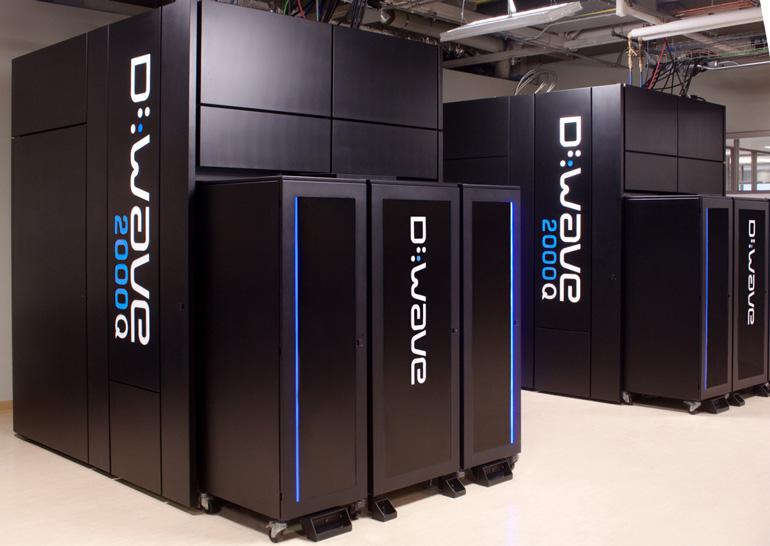D-Wave начинает продажи квантовых компьютеров D-Wave 2000Q, назван 1-ый клиент