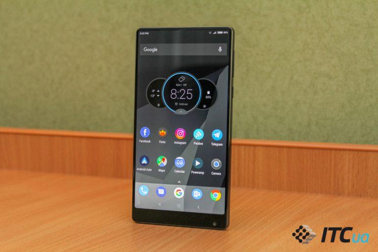 Обзор Xiaomi Mi Mix