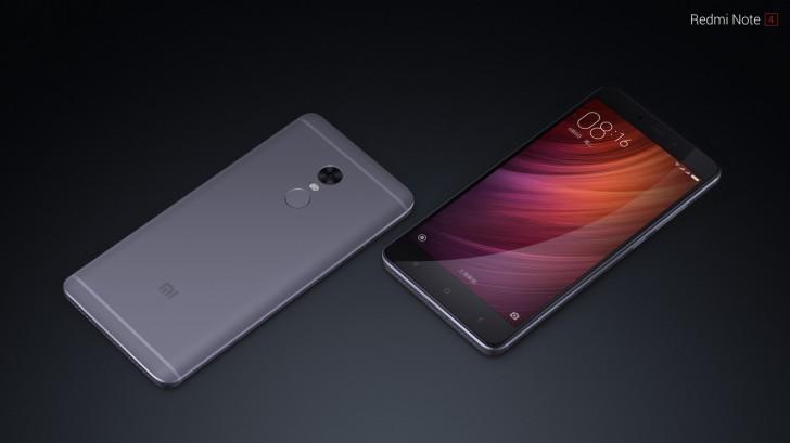 Xiaomi представила обновленную версию смартфона Xiaomi Redmi Note 4 с процессором Snapdragon 625 вместо Helio X20