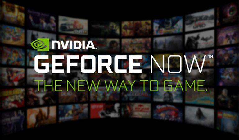 Потоковый игровой сервис NVIDIA GeForce Now станет доступным на платформах ПК и Mac