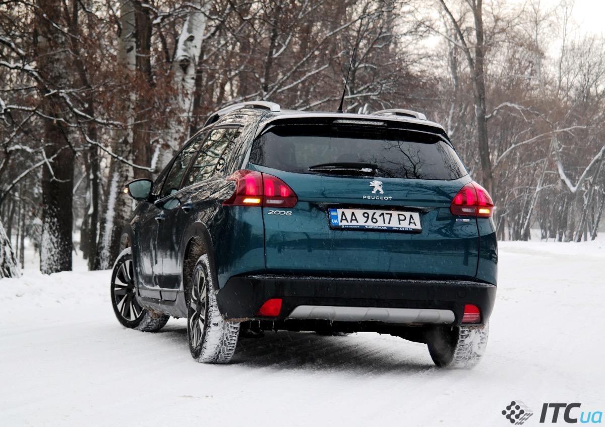 Оцениваем, что нашел и потерял обновленный Peugeot 2008