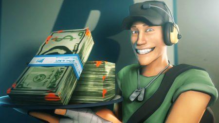 Экономическая сторона игровой индустрии (инфографика)