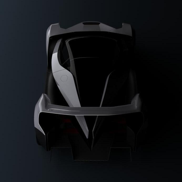 Сингапурская компания Vanda Electrics совместно с Williams представит на Женевском автосалоне электрогиперкар Dendrobium с технологиями Формулы 1 [видео]