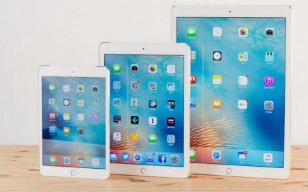 Новые планшеты Apple iPad задержатся как минимум до лета