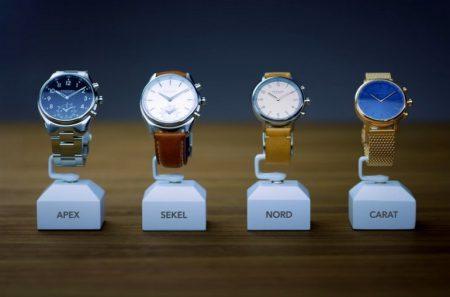 Гибридные умные часы Kronaby могут работать автономно до двух лет