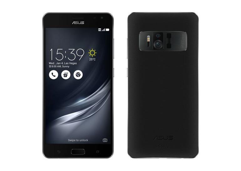 Смартфон ASUS Zen Fone AR получил поддержку технологий Google Tango и Google Daydream View