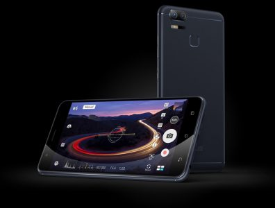 ASUS представила смартфон ZenFone 3 Zoom, сдвоенная основная камера которого в 2,5 раза превосходит камеру iPhone 7 Plus по светочувствительности