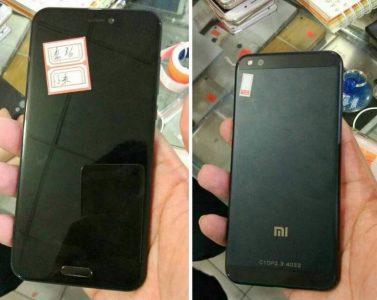 Утечка раскрыла спецификации и цены смартфонов Xiaomi Mi6