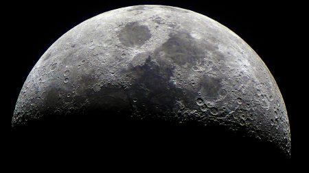 Ученые определили более точный возраст Луны. Она гораздо старше, чем предполагалось ранее