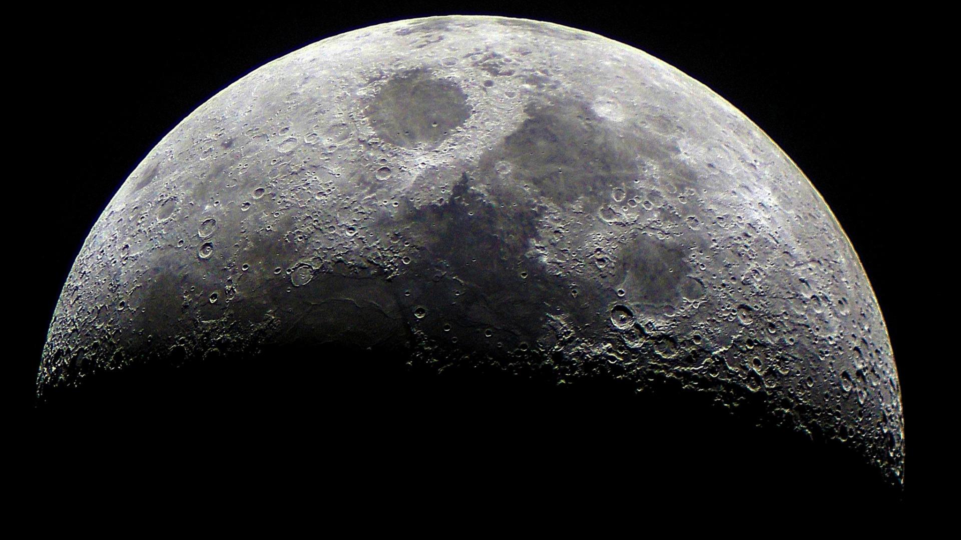 Ученые назвали реальный возраст Луны