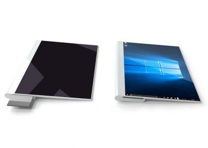 Nexdock – док-станция для Intel Compute Card с экраном и поддержкой установки дополнительных модулей расширения