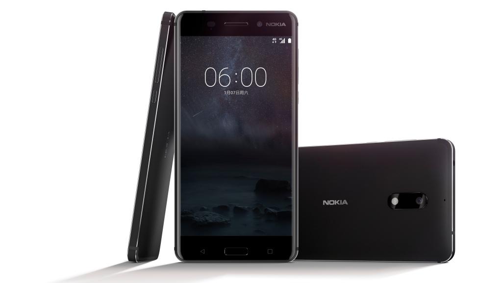 Nokia 6 - первый смартфон от Nokia на Android 7.0