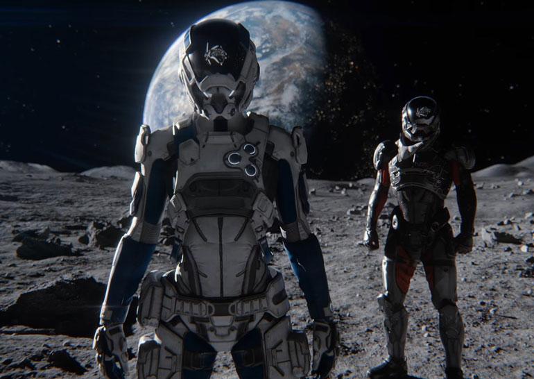Andromeda будет выпущена весной 2017 года— Игра Mass Effect