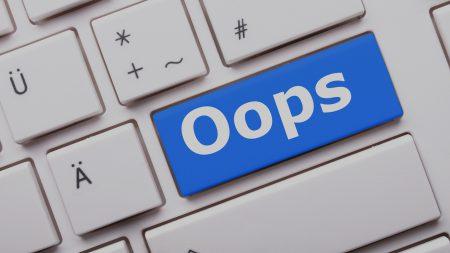 Чему нас научили самые крупные прошлогодние ошибки технологических компаний