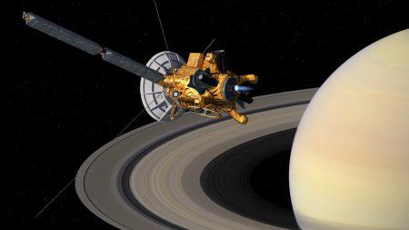 NASA воссоздало спуск станции Huygens на Титан