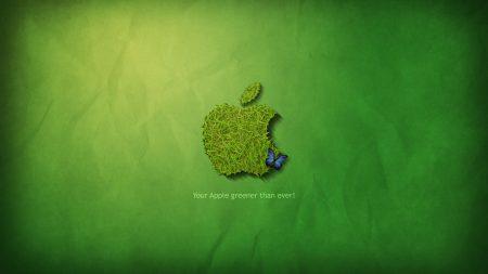 Greenpeace третий год подряд называет Apple самой «зеленой» IT-компанией