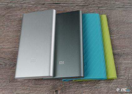 Обзор павербанков Xiaomi Mi Power Bank Pro и Mi Power Bank 2 емкостью 10000 мАч