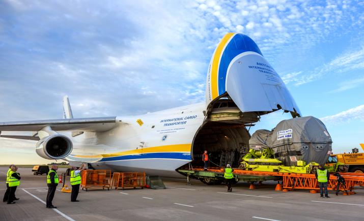 «Антонов» запустил 3D-тур посалону самолета «Мрия»