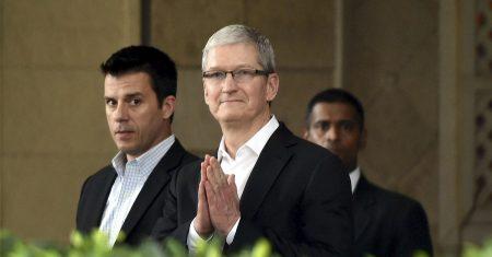 Производство смартфонов Apple iPhone в Индии начнется уже в апреле