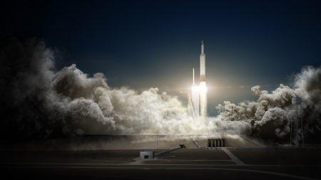 SpaceX пообещала отправить двух космических туристов к Луне уже в 2018 году