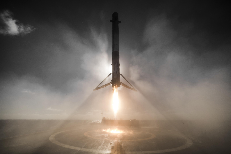SpaceX будет проводить запуски Falcon 9 раз вдве-три недели