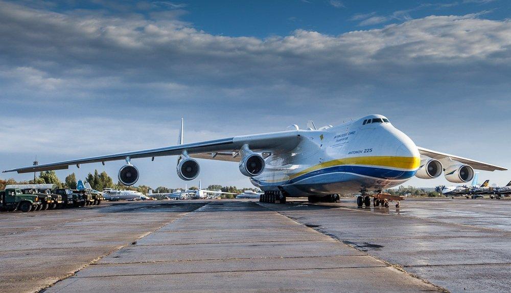«Антонов» организовал 3D-тур внутри самолета-гиганта «Мрия»