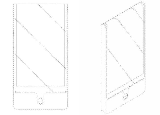 LGполучила патент насмартфон суникальным дисплеем