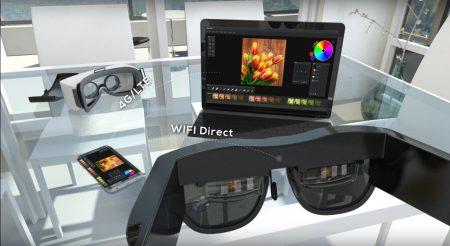 Samsung рассказала о новых концептуальных разработках лаборатории C-Lab в области AR и VR, которые покажут на MWC 2017