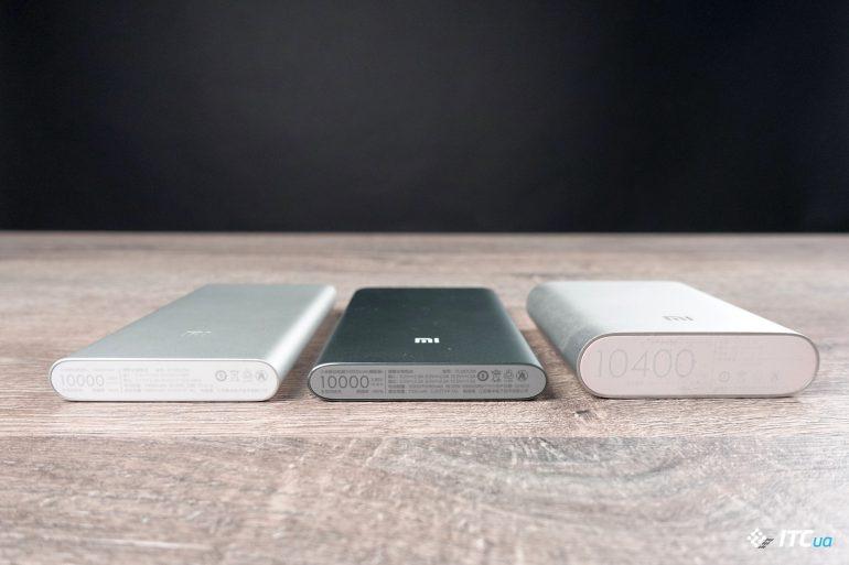 обзор павербанков Xiaomi Mi Power Bank Pro и Mi Power Bank 2