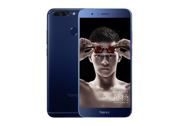Huawei представила мощнейший Honor V9 сдвойной камерой