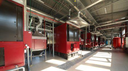 На Днепропетровщине запустили теплоэлектростанцию на биомассе