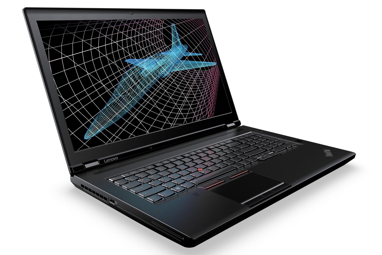 Lenovo представила три новых профессиональных ноутбука включая самую легкую рабочую станцию Think Pad P51s и мощный ноутбук для создания VR-контент