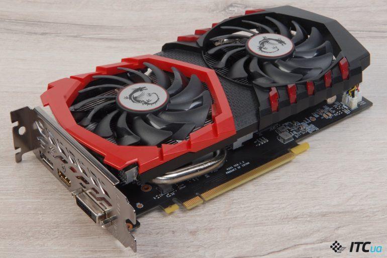 Обзор видеокарты MSI GeForce GTX 1050 Ti GAMING X 4G