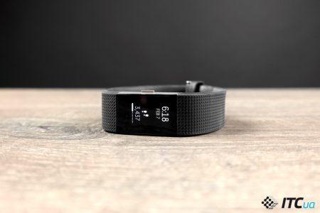 Экспресс-обзор фитнес-браслета Fitbit Charge 2