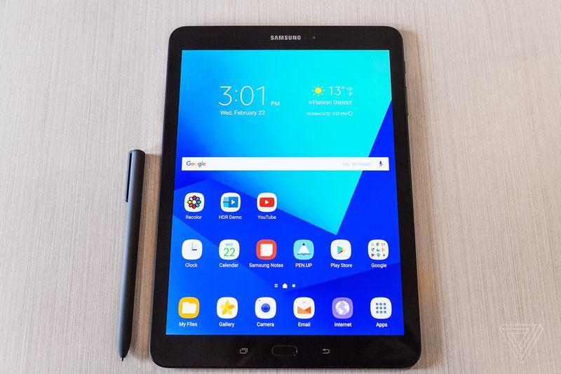Самсунг Galaxy Tab S3