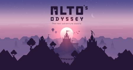 Вышел дебютный трейлер Alto's Odyssey — продолжения популярного приключенческого платформера Alto's Adventure. Игра выходит этим летом