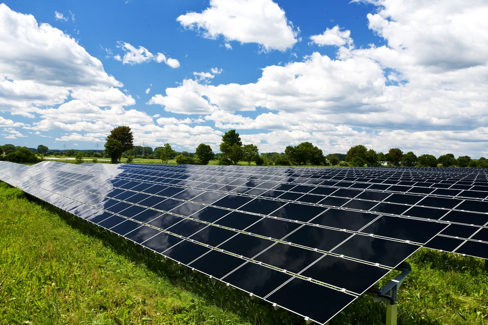 КНР возглавил рейтинг стран пообъему электрической энергии, выработанному солнечными станциями
