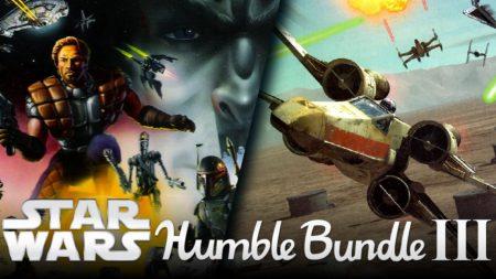 Humble Bundle выпустил очередную подборку игр по вселенной Звездных войн — Star Wars Humble Bundle III