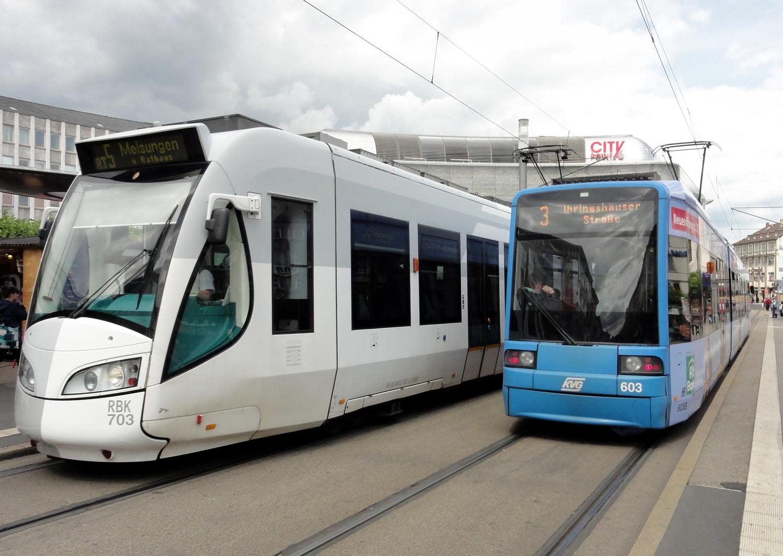ВКиеве доконца мая запустят высокоскоростной трамвай через Днепр