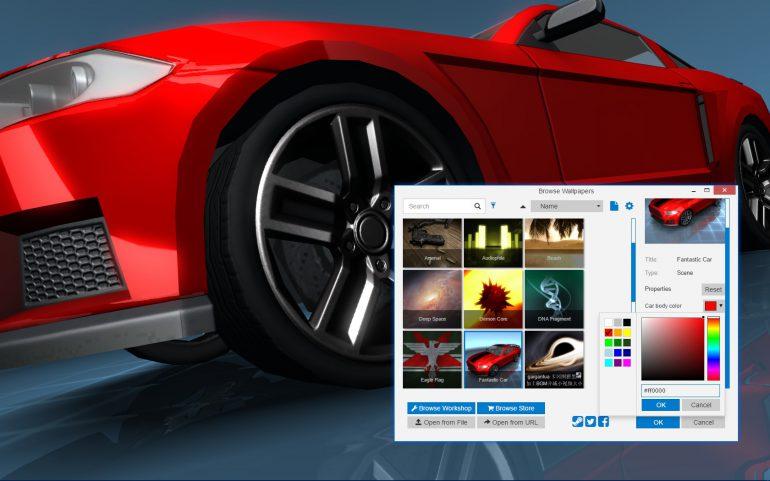 скачать приложение Wallpaper Engine - фото 4