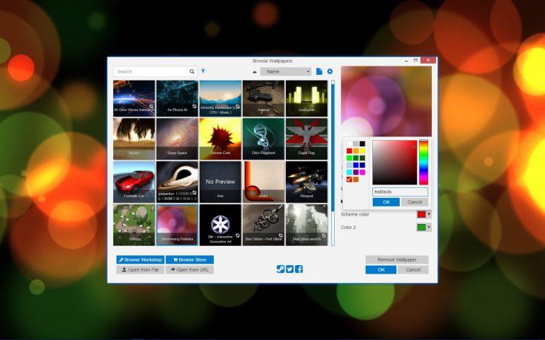 скачать приложение Wallpaper Engine - фото 3