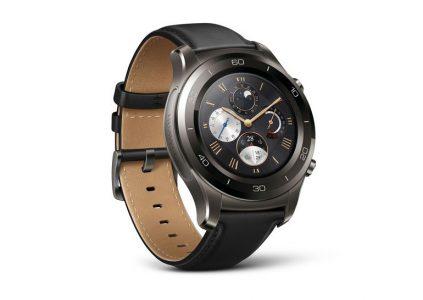 Представлены умные часы Huawei Watch 2 в двух вариантах