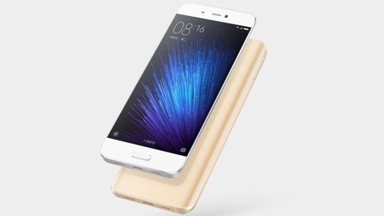 Xiaomi Mi6 будет представлен ксередине весны