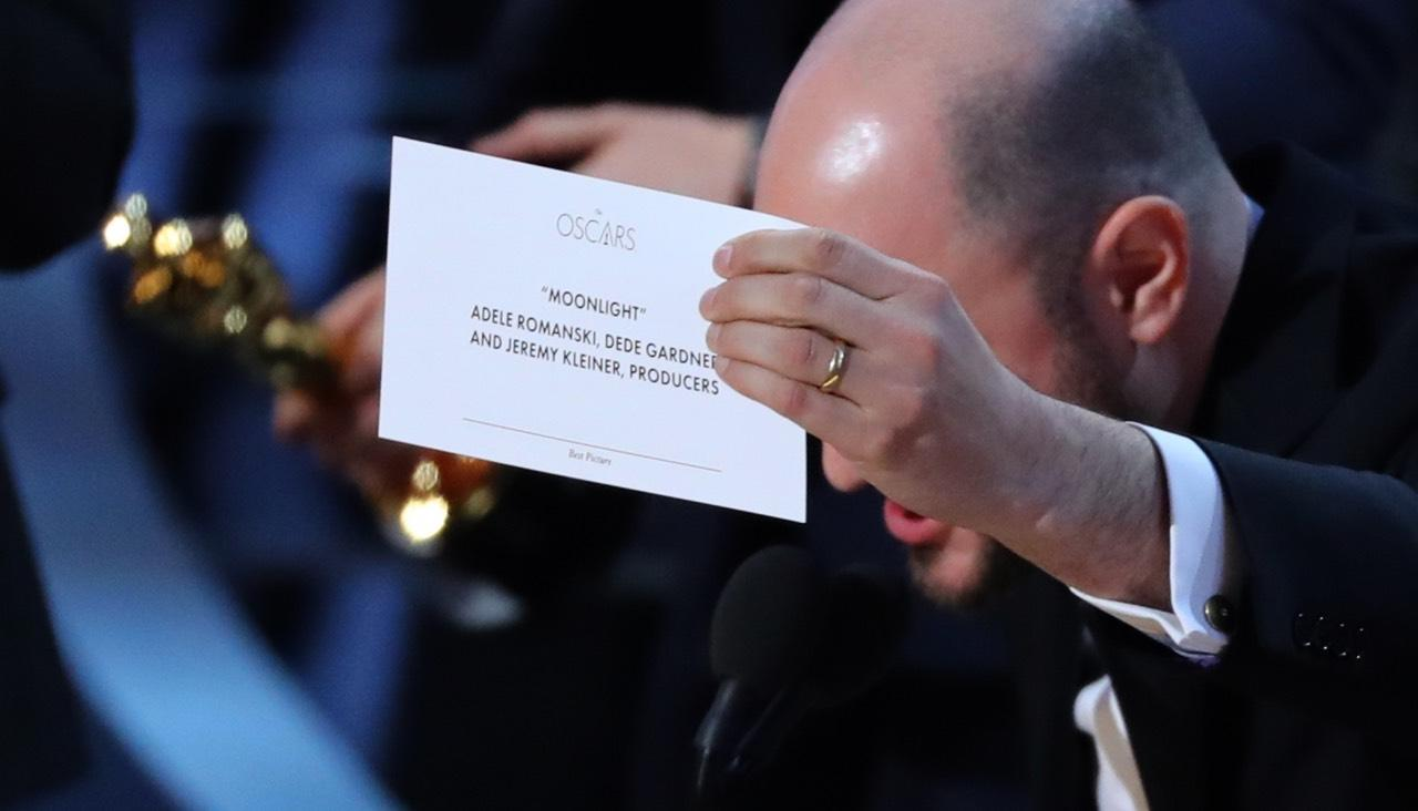 Артист Махершала Али получил «Оскар» залучшую мужскую роль 2-го плана