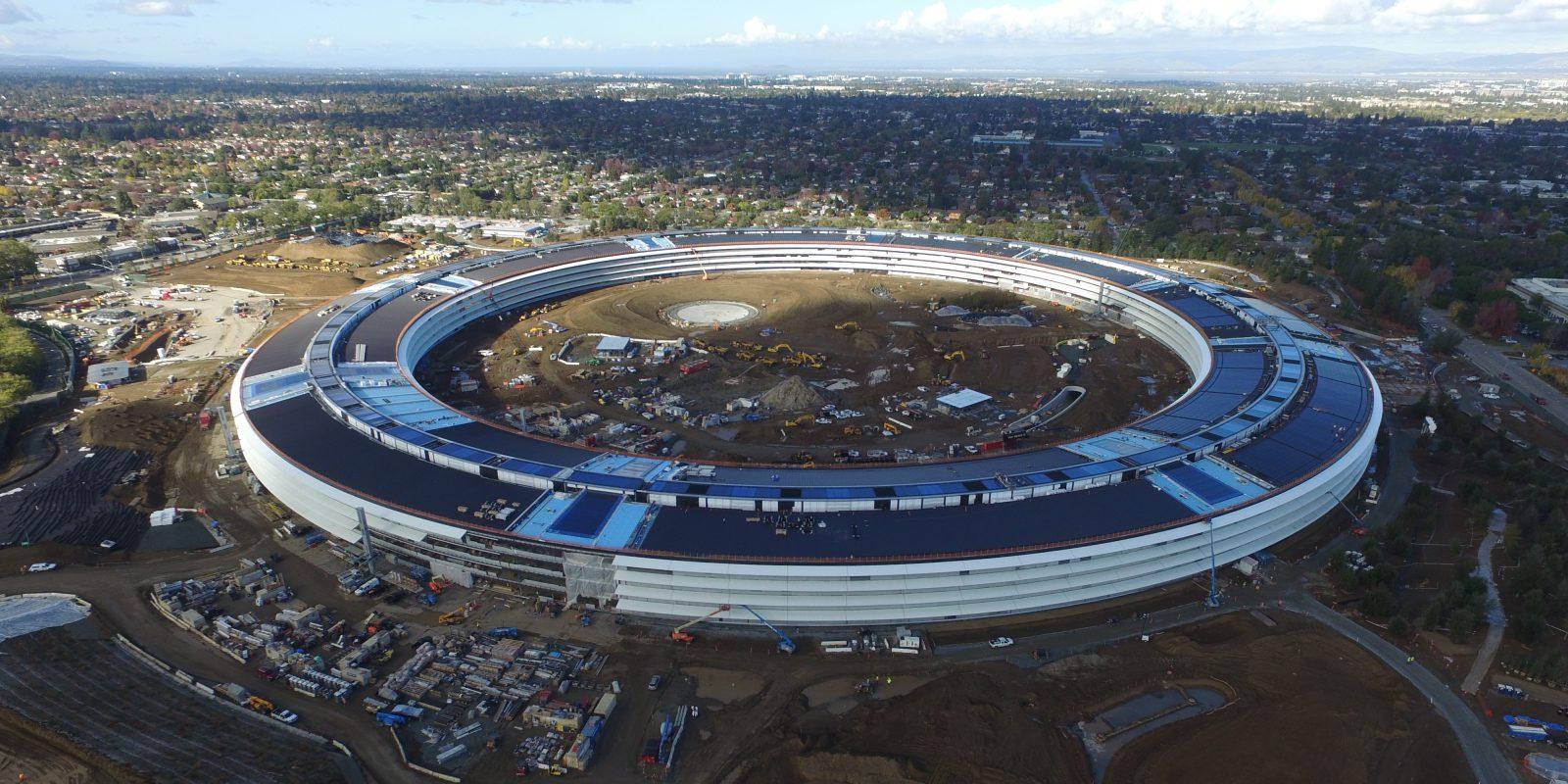 Как выглядит внастоящее время новая штаб-квартира Apple— Мечта Стива Джобса