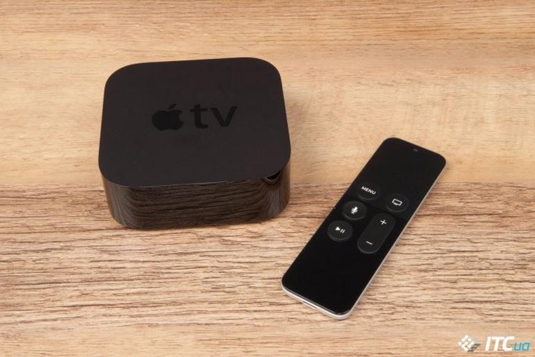 Apple тестирует новейшую приставкуTV споддержкой 4K UHD