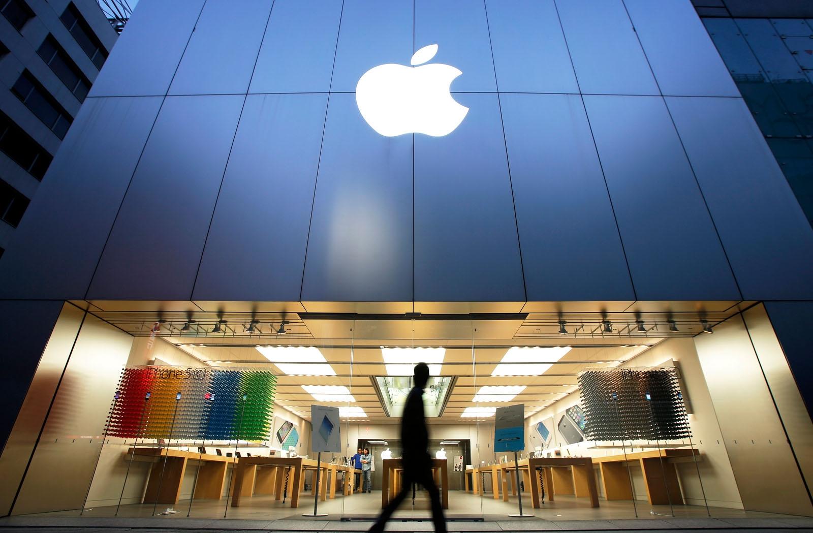 Акции Apple подорожали доисторического максимума