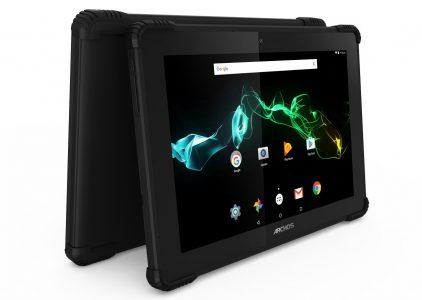 Анонсирован Archos 101 Saphir – защищенный 10,1-дюймовый Android-планшет со съемной клавиатурой