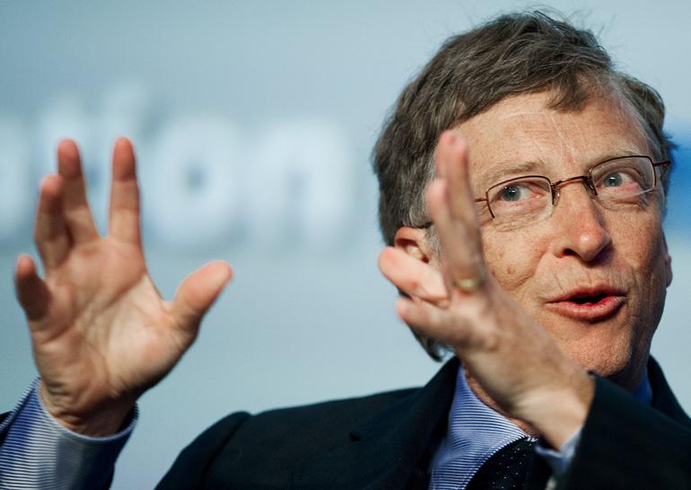 Билл Гейтс предложил ввести налог нароботов для оплаты обучения людей