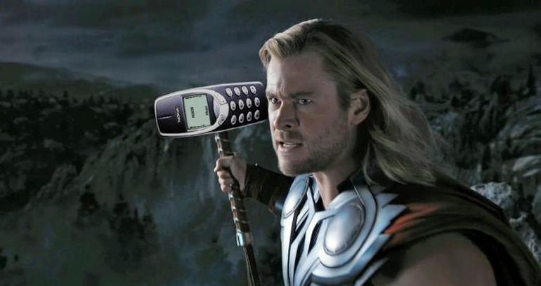 Улучшенный телефон нокиа 3310 должен получить схожий дизайн иувеличенный цветной экран